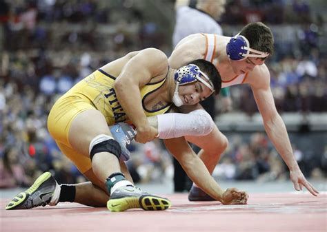 Genoa, four area wrestlers win state championships - The Blade