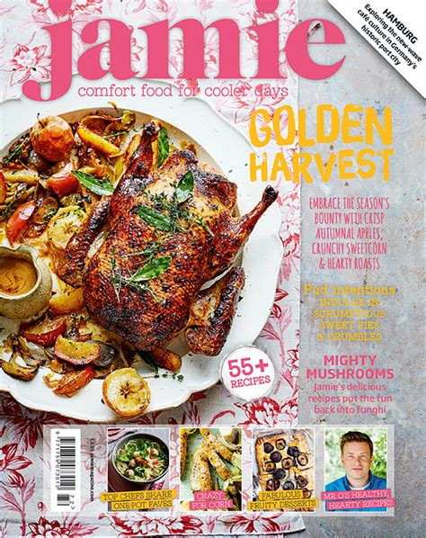 6 recipes for a comforting October | Jamie Oliver