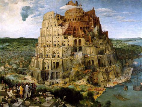 Brunson20 - Your Site For LDS Theology: The Tower of Babel