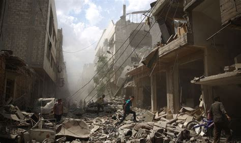 Syria latest news, pictures, bombings and attacks