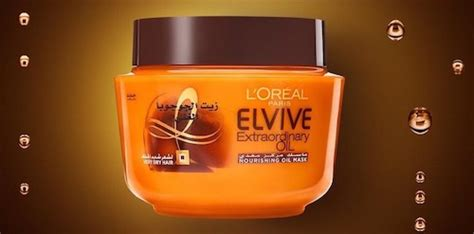 I Reviewed Elvive's Extraordinary Oil Hair Mask in 3 Different