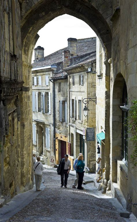Saint-Emilion: French wine town that's more beautiful than