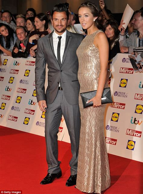 Peter Andre announces that girlfriend Emily MacDonagh has