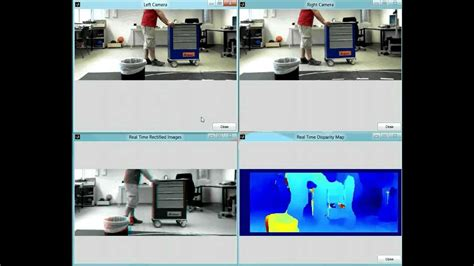 Stereo Vision Depth Extraction (Disparity Map in Matlab