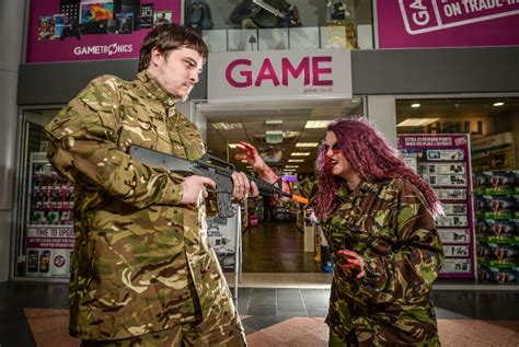Midnight opening for latest Call of Duty launch at Golden