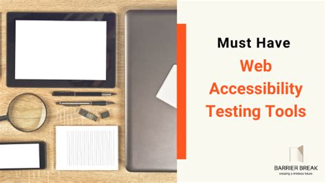 5 Free Must Have Web Accessibility Testing Tools - The