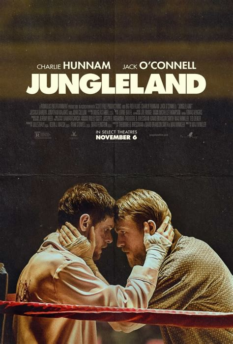 Jungleland Review: Charlie Hunnam Shines in Fraternal