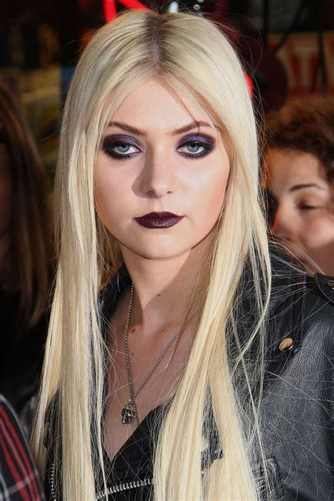 Taylor Momsen at Abbey Dawn Launch Party in West Hollywood