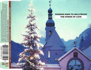 Frankie Goes To Hollywood – The Power Of Love (1993, CD