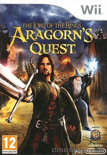 Lord of the Rings - Aragorn's Quest - Nintendo Wii