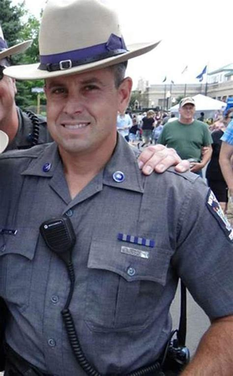 State police trooper Jay Cook hailed as hero for capturing