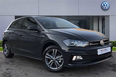 Used 2020 Grey Volkswagen Polo for sale   PistonHeads