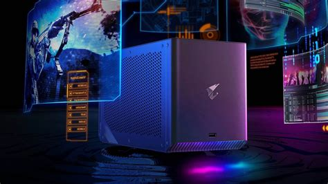 Gigabyte Debuts Water-Cooled External GPU With RTX 3090, 3080