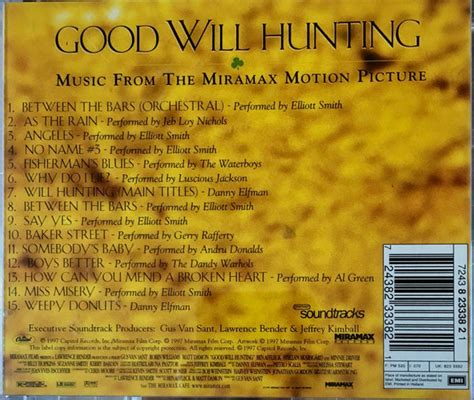 Good Will Hunting/Miss Misery - ELLIOTT SMITH DISCOGRAPHY