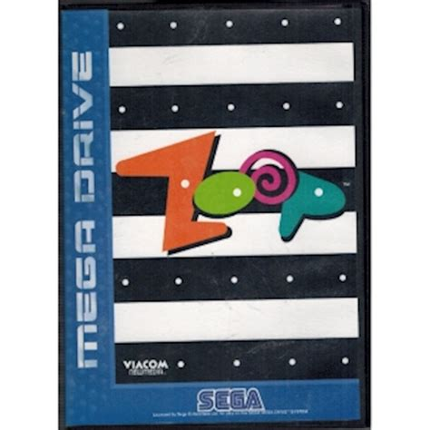 ZOOP MEGADRIVE - Have you played a classic today?