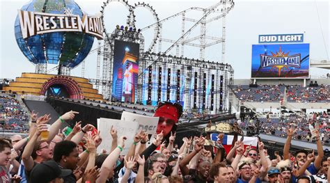 Where is WrestleMania next year? WWE event comes to Tampa