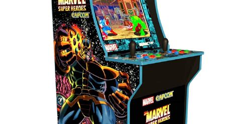 We Review Arcade1Up's Marvel Super Heroes Arcade Cabinet