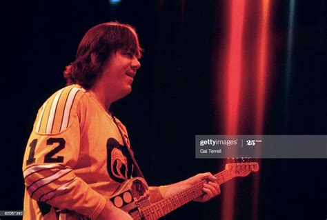 Photo of CHICAGO; guitarist Terry Kath News Photo - Getty