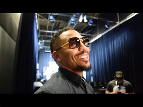 ANDRE WARD: [AMIR KHAN] GOING TO HAVE TO FIGHT THE FIGHT