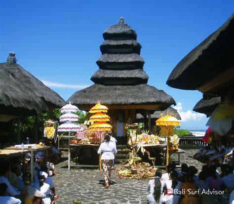 Tanah Lot - Inside Temple   Bali Places of Interest