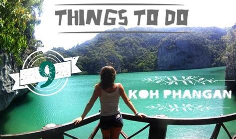 9 Things to do on Koh Phangan (except the Full Moon party