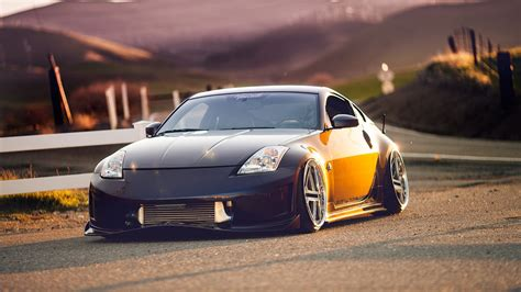 car, Nissan 350Z, Tuning Wallpapers HD / Desktop and